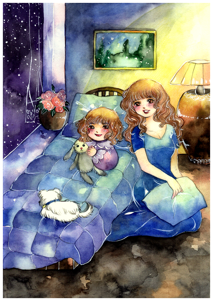 Lullaby by Lovepeace-S