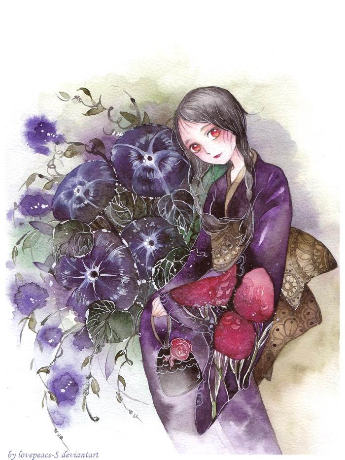 Asagao by Lovepeace-S