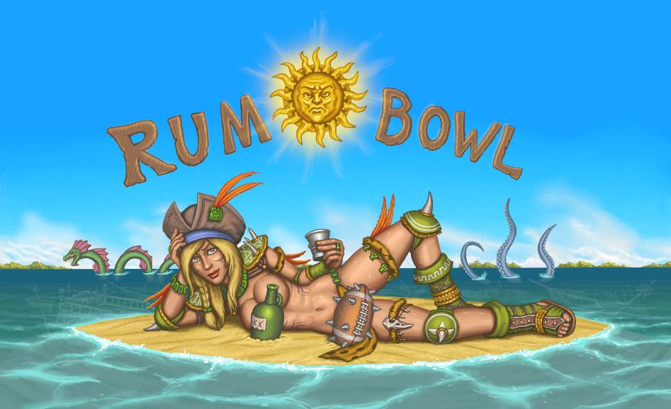 Rum bowl 1