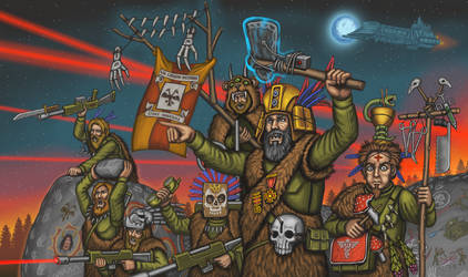 Stone Warriors Regiment