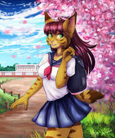 School vacations (2016) by Ketty-art