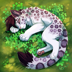 Shamrock by Ketty-art