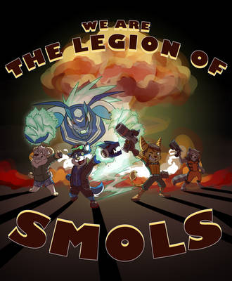 Legion Of Smols by brawl9977