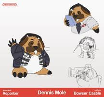 Dennis mole