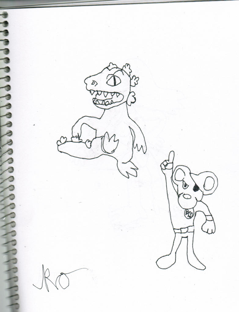 danger mouse coloring pages - photo#7
