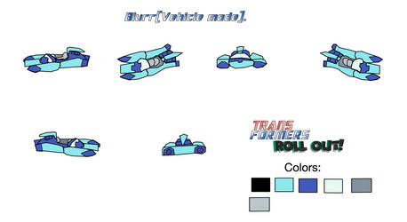 BLURR-Model sheet2 by Acrobatdog