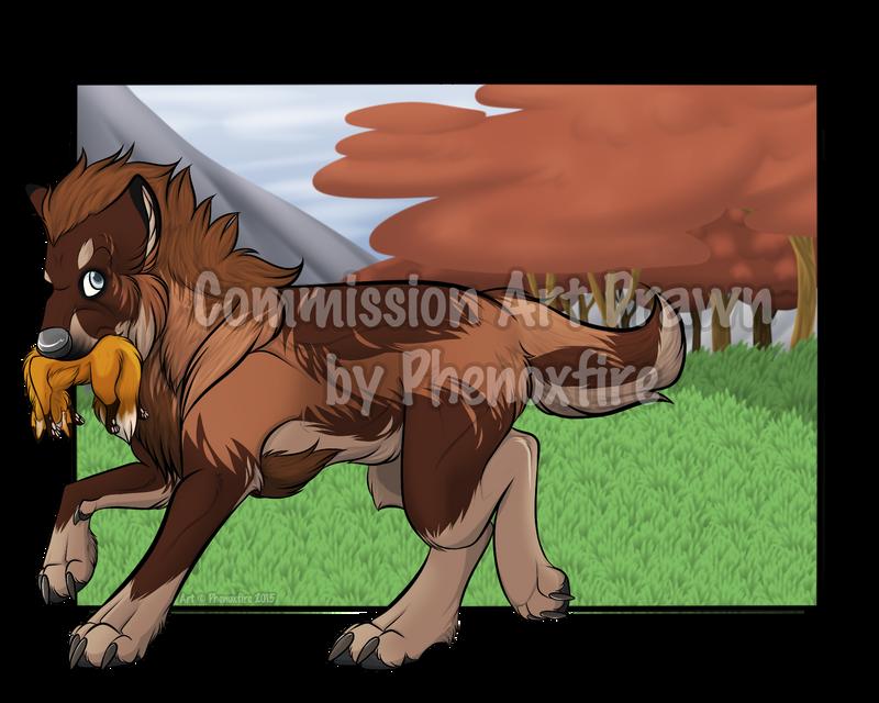 Tokotas - My Fox by phenoxfire