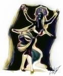 The goddess