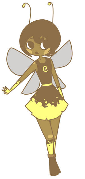 Serenity the firefly (homestuck)