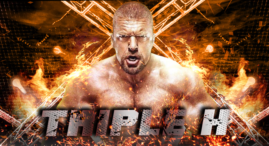 Triple H Wallpaper By Aries Editions AriesEditions On DeviantArt