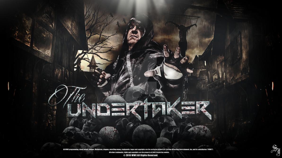 Undertaker Wallpaper By Sjstyles316