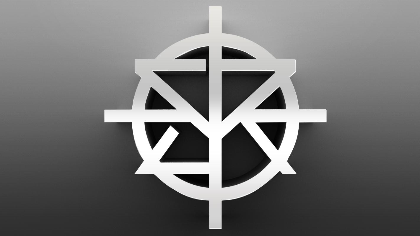 Seth rollins logo 3D