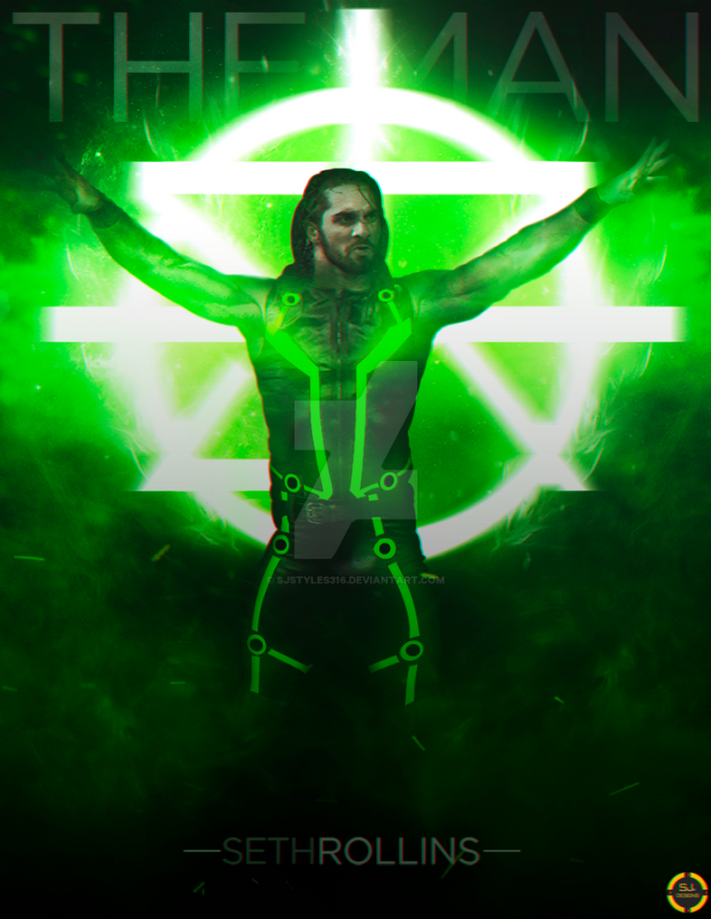 Seth Rollins Wallpaper By Sjstyles316 On Deviantart
