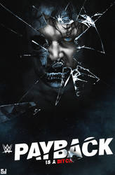 Payback 2017 poster by sj