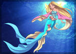 Winx Club - Talassia - Commission