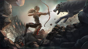 TombRaider by 17october