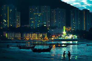 Friday Night Lights by YongL