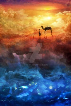 Desert Dream by YongL
