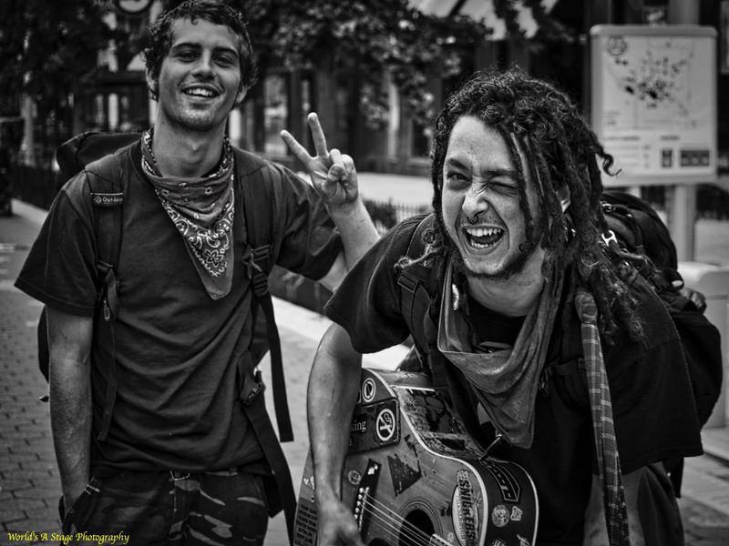 Street Rockers by tl3319