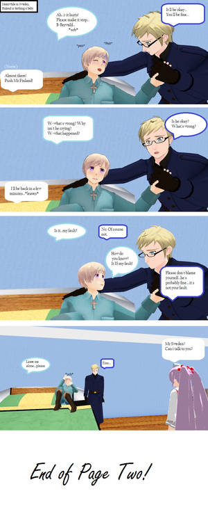 The Birth of Sealand! *Page 2*