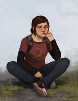Ellie by jamzenn