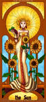 Tarot of the Sun by Ossian-art