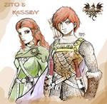 Dragon's Dogma Zito and Kassidy