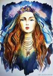 The Maiden by Jolite