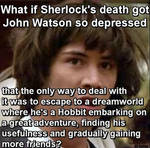 The TRUTH about John Watson's depression