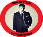 Martin Freeman's 'Badass Stamp Of Disapproval'
