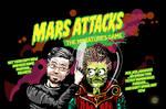 Mars Attacks Miniatures Game