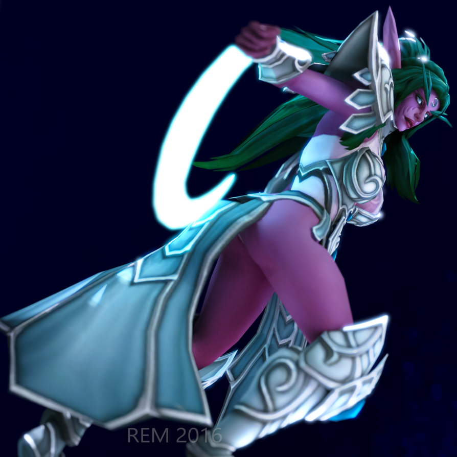 tyrande whisperwind how to get