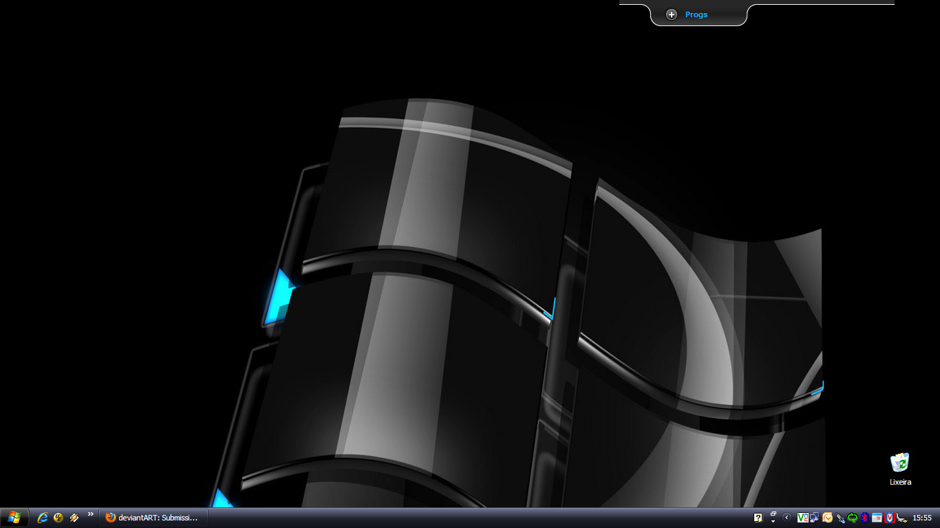 Active Desktop Black Mav By MaverickJPA On DeviantArt