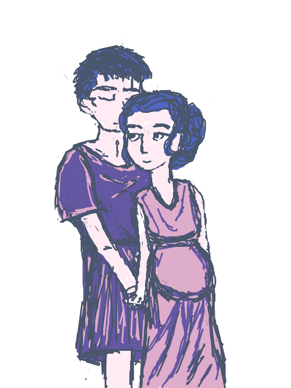 Portia and Brutus