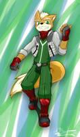 Fox McCloud by TitanDraugen