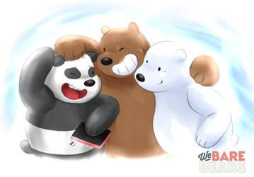 We Bare Bears by TitanDraugen