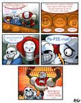 Undertale - Pies