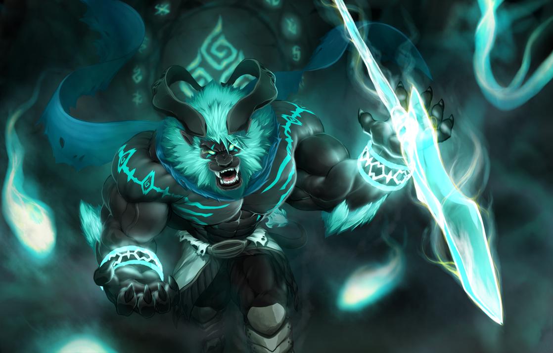 Guardian Deity Possession - Ifrit by WarGreymon43