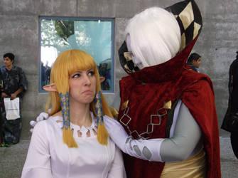 Miss Zelda... I've found you by kaychia
