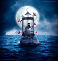 Caged by OrlandoBrooks