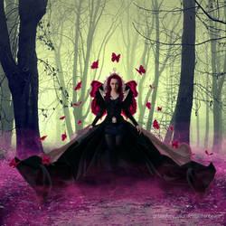 Butterfly Queen 2