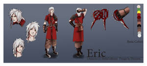 Request - Eric Character Design