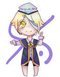 [Vocaloid] Chibi Oliver by RavenTheLost