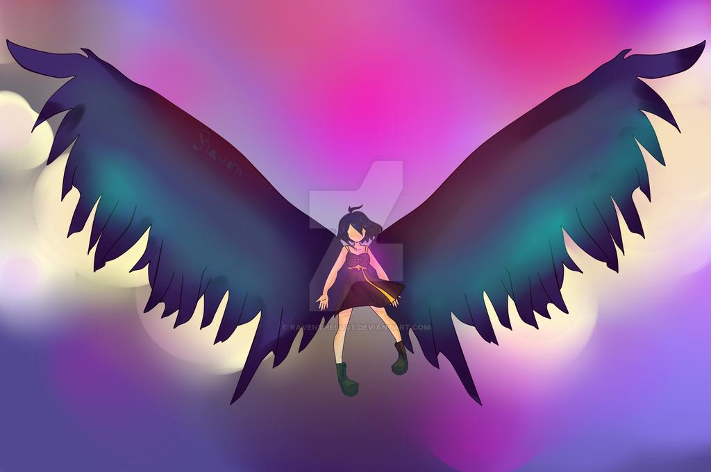 Guardian Angel: SpeedPaint by Ace-The-Artist on DeviantArt