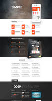 MyWay Free PSD Template by donkeythemes