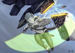 Overwatch 2 : Genji Dragonblade