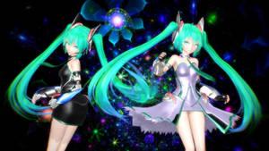 TDA Miku Light DL Models Update 2.0 by HestiaSama