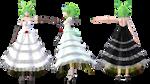 TDA Gumi Lace Dress Ver2.5 DL Models