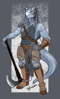 DnD Dragonborn: Chaulssinaur