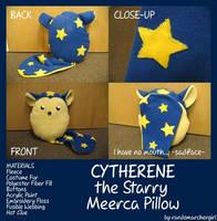 Starry Meerca Pillow